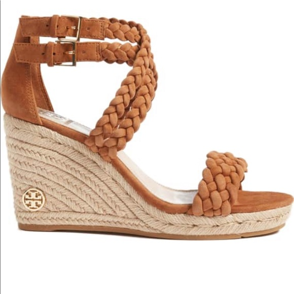 dd6e888576a NEW 💯 Authentic- Tory Burch Bailey Wedge Sandal